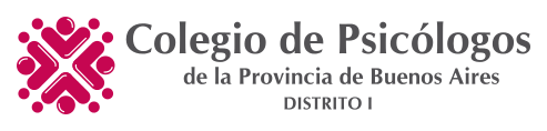Colegio de Psicólogos de la Provincia de Buenos Aires - Distrito I